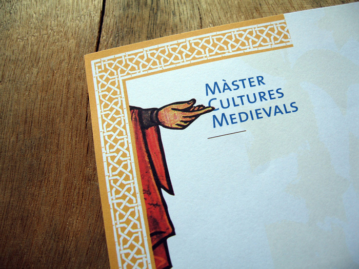 Màster cultures medievals. Carta