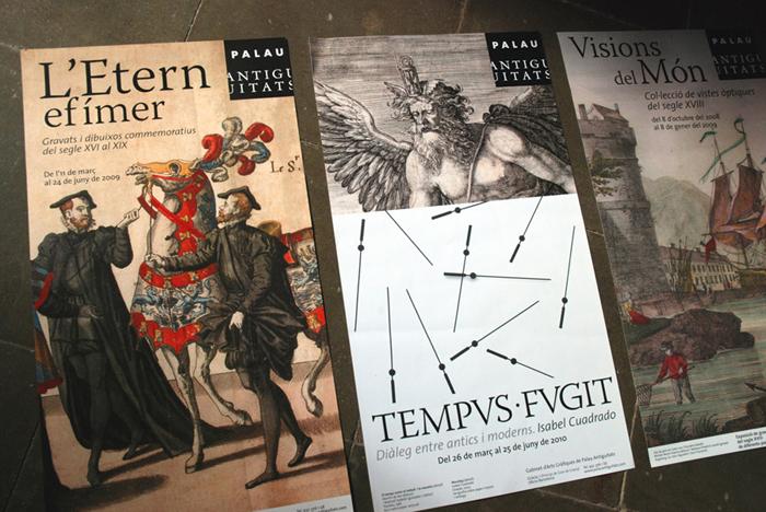 Cartells d'exposicions