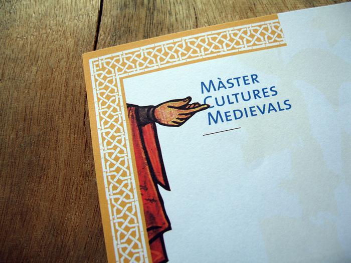 Màster cultures medievals. Carta